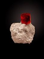 Red Beryl Crystal