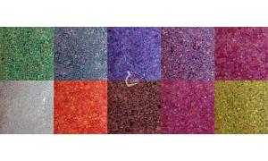 Synthetic powder opal copy