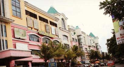 Pusat-Perbelanjaan-ITC-Kebon-Kalapa-Bandung